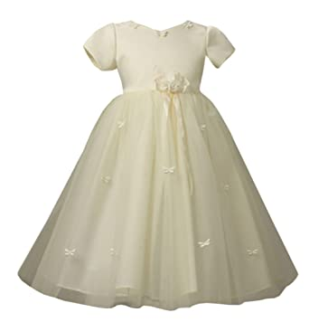 9e2ef2d8 Amazon.com: Kid Collection Baby-Girls' Butterfly Tulle Dress: Clothing