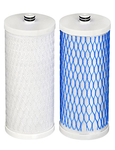 Drinking Filter Replacement - AQUACREST Water Filter Replacement for AQ 4035 AQ 4025 Will Fit Drinking Water Systems