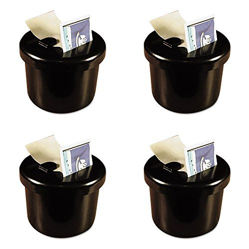 Lee Ultimate Stamp Dispenser, Black (40100), 4 Packs