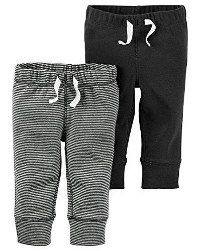 Infant Black Pants - 7