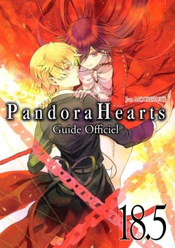 Pandora Hearts, Tome 18.5 : Guide officiel