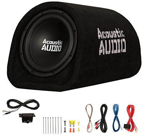 - Acoustic Audio by Goldwood ACA10T Powered Amplified 10