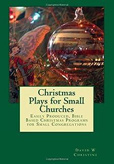 One Rehearsal Christmas Plays (Bible Funstuff): Kendra Smiley ...