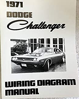 1971 dodge challenger factory electrical wiring diagrams dodge challenger wiring harness dodge challenger wiring #15