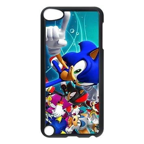 ipod 5 Black phone case Sonic The Hedgehog OLP5786452 ...
