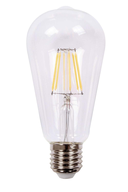 6,4 cm Groß Led Glühbirne E27 Zapfen Durchmesser Ca