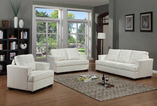 3 Piece Contemporary Sofa - 7