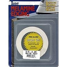 "CLOVERDALE 88265 7/8"" x 25' white Milam Edging"