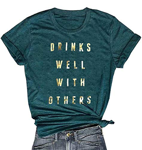 Drinks Others T Shirt Drinking Alcohol product image