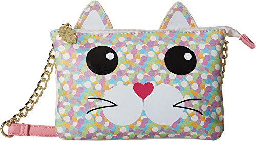 Confetti Kitch Doublz Betsey Crossbody Womens Luv Double nq1SxUCTw