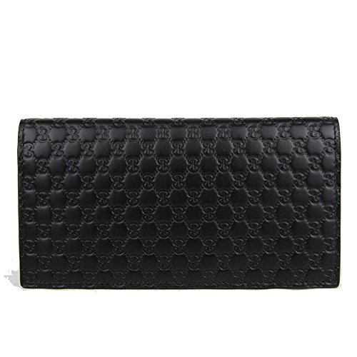 Gucci GG Guccissima Leather Long Flap Wallet 449245 (Guccissima Leather Wallet)