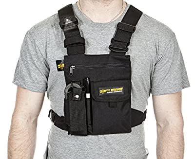 Dirty Rigger LED Chest Rig by Dirty Rigger