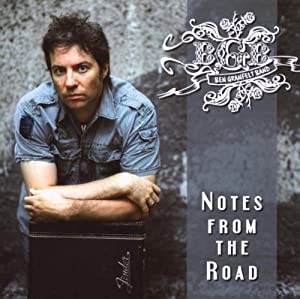Ben Granfelt Band - Notes From The Road