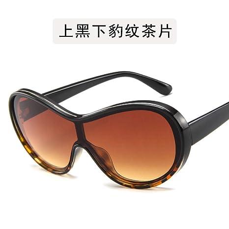 Yangjing-hl Gafas Gafas de Metal Gafas Gafas de Sol de ...