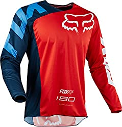 Fox Racing 2018 180 Race Jersey-red-xl