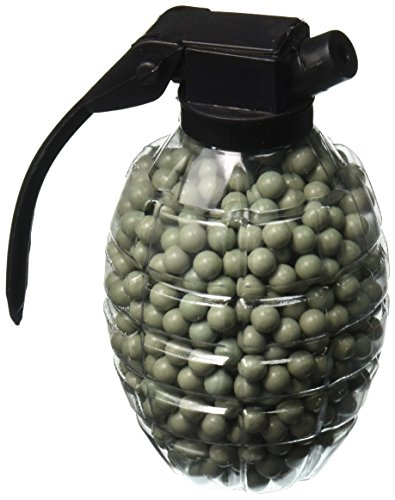 U.S. Marines Grenade Style Airsoft BB Loaders (Pack of 2), Green/Brown