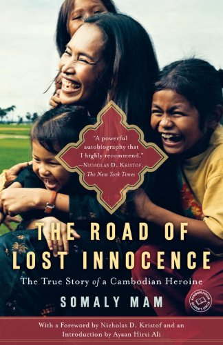 Read Online The Road of Lost Innocence: The Story of a Cambodian Heroine (Random House Reader's Circle) ebook