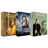 Serien-Package *Highlander 1 + Xena 1 + Hercules 1* [23 DVDs]