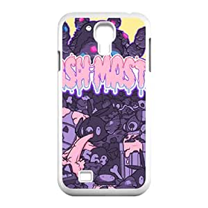 Samsung Galaxy S4 9500 Cell Phone Case White TRASH MASTER FQC Customized 3D Cell Phone Case