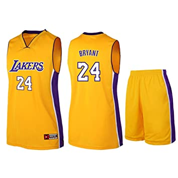 ZWXYA Lebron James 23 Fan Men Jersey Basketball NBA Los Angeles Lakers: Amazon.es: Deportes y aire libre