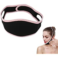 Gezichtsvermageringsmasker, Gezichtshefgordel, Gezichtsafslanken Wanggordel Bandage Gordelmasker Facelift Dubbele…