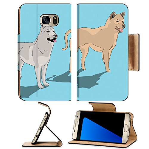 luxlady-premium-samsung-galaxy-s7-edge-flip-pu-leather-wallet-case-image-21509796-two-dog