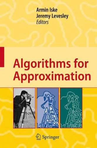Algorithms for Approximation: Proceedings of the 5th International Conference, Chester, July 2005 by Brand: Springer