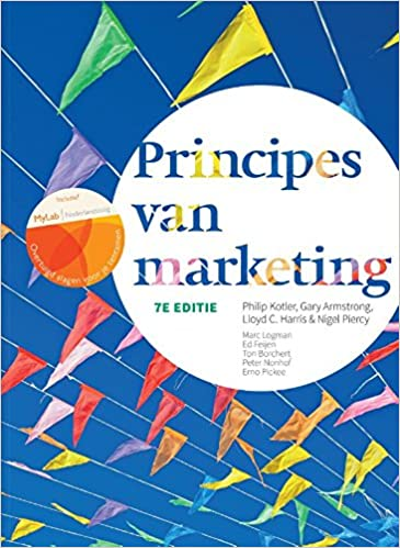 Principes van marketing, 7e editie met MyLab NL toegangscode: Amazon.es: Philip Kotler, Gary Armstrong: Libros en idiomas extranjeros