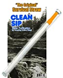 hiking water filter viruses AOR Power® Survival Water Filter Straw - Smallest Personal Water Filter Straw! Water Filter Travel Straw - Portable Water Filter Straw. Removes Germs, Viruses, Heavy Metals