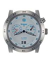 Traser H3 Ladyline Sporty Watch Alarm White Edition [Watch]