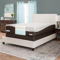 Simmons Beautyrest ComforPedic from Beautyrest 14-inch Queen-size Memory Foam Mattress Set