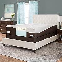 Simmons Beautyrest ComforPedic from Beautyrest 14-inch Queen-size Memory Foam Mattress Set