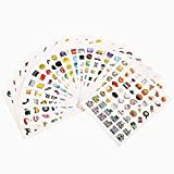 oregon building code book - Alluring 19 Pack 912 Die Cut Used to Instagram Twitter Actual Vinyl Emoji Stickers