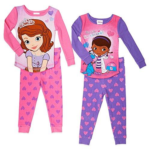 McStuffins Cotton Pajama Infant 12M 24M