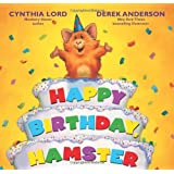 Happy Birthday Hamster (Hot Rod Hamster)