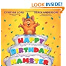 Happy Birthday Hamster (Hot Rod Hamster)