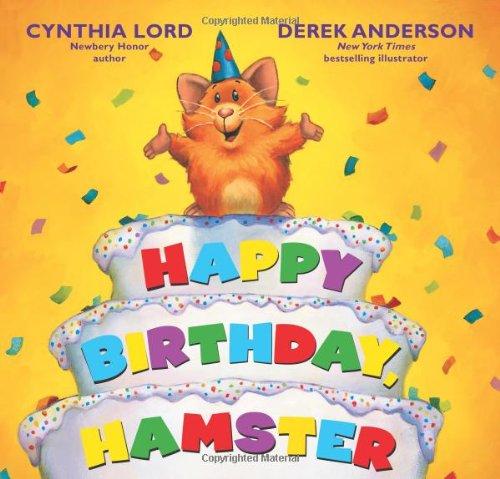 Happy Birthday Hamster (Hot Rod Hamster) pdf