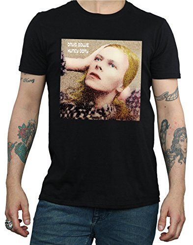 negro Album Hunky Absolute David Cover camiseta Dory Bowie Man Cult gpATxqZv