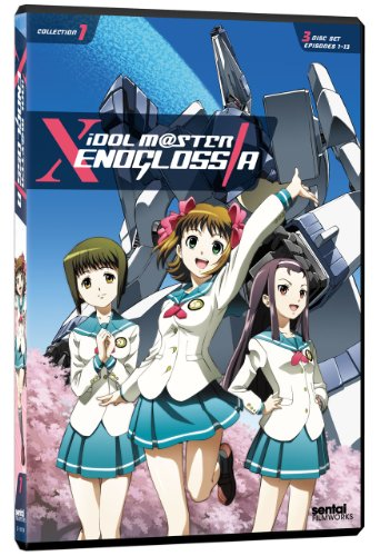 Idolmaster: Xenoglossia: Collection 1