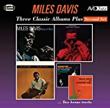 Three Classic Albums Plus ('Round About Midnight / Milestones / Kind Of Blue)