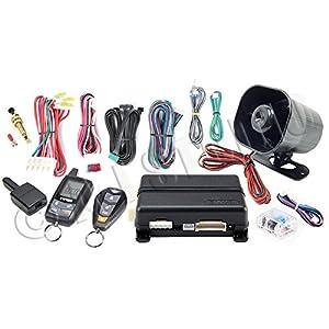 Viper 5305V 2 Way LCD Vehicle Car Alarm Keyless Entry Remorte Start System