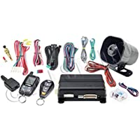 Viper 5305V 2 Way LCD Vehicle Car Alarm Keyless Entry Remorte Start System