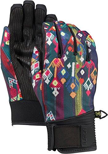 Burton Women's Park Gloves, Mayan Motif, Large ()