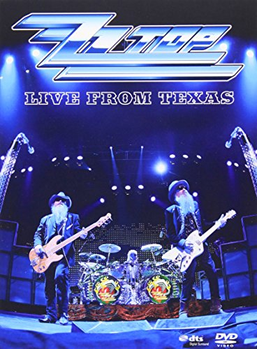 ZZ Top: Live from Texas (Concerts Zz Top)