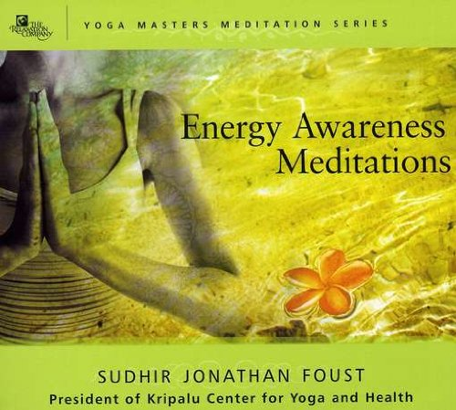 Energy Awareness Meditations by The Relaxation Company