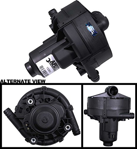 APDTY 133860 Electronic Secondary Air Injection Smog Air Pump Fits 2005-2015 Mercedes (Replaces (Mercedes Benz Injection Pump)