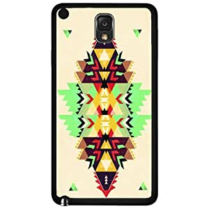 Colorful Tribal Aztec Hard Snap on Phone Case (Note 3 III)