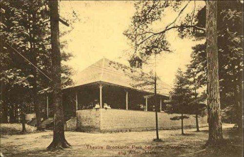 rk Athol, Massachusetts Original Vintage Postcard ()