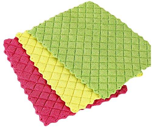 RkBao Versatile for Kitchens Antibacterial 2017cm Drying Rag