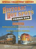 Historic Hot Spots Combo: Railfanning California in the 1950s and Santa Fe's ...